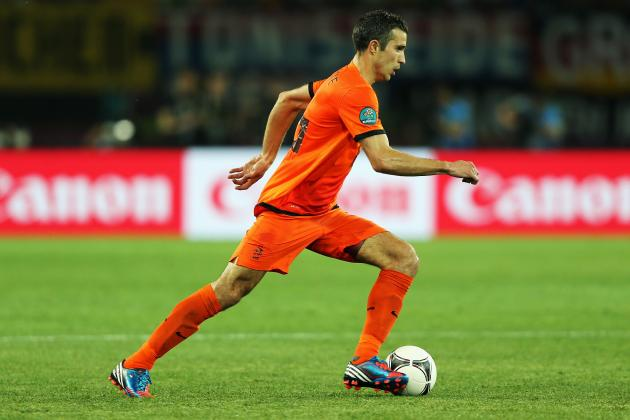 Manchester United Transfer Rumors: Players Who May Arrive Because of van Persie