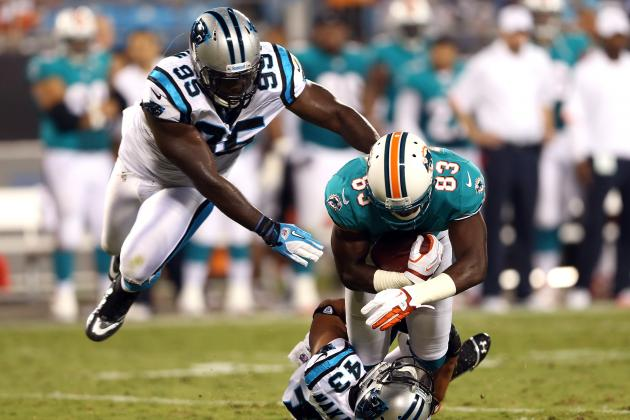 Panthers vs. Dolphins: 10 Things We Learned from Miami's 23-17 Loss