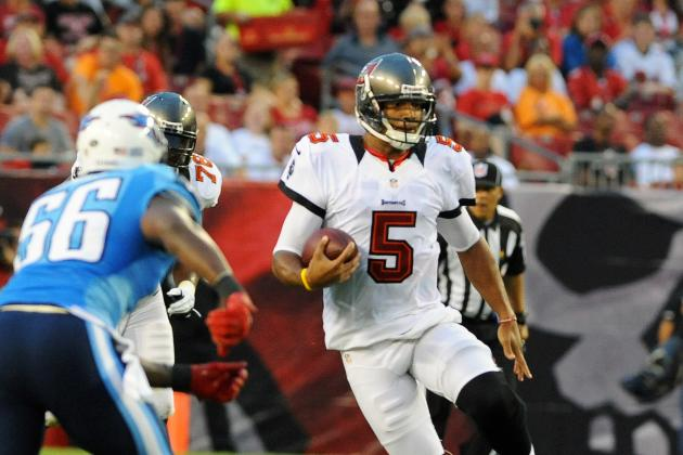 Titans vs Bucs: Tampa Bay's Biggest Winners & Losers from Preseason Week 2