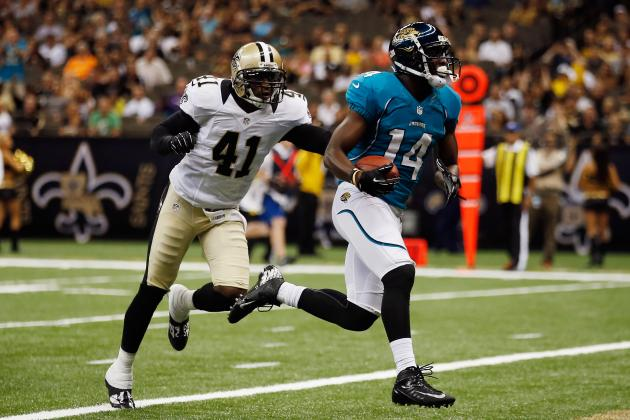 Jaguars vs Saints: Jacksonville's Biggest Winners & Losers from Preseason Week 2