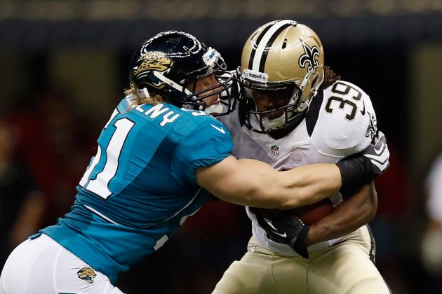 New Orleans Saints' Biggest Winners and Losers vs. Jacksonville Jaguars