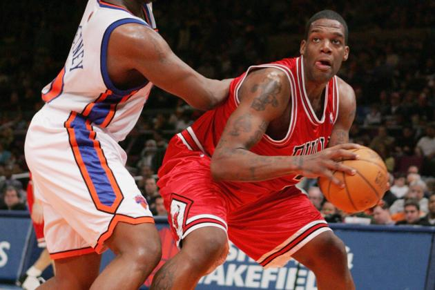 The 8 Most Embarrassing Players in Chicago Bulls History