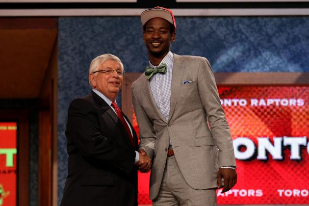 8 Dark Horse Candidates for 2012-13 NBA Rookie of the Year