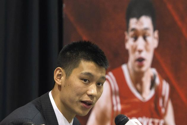 Jeremy Lin and 6 Unlikely All-Star Candidates in 2013