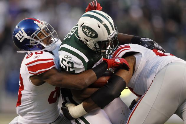 Giants vs. Jets: 5 Things We Learned from NYG's 26-3 Win