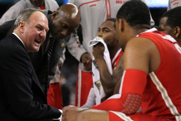 Ohio State Basketball: How the Buckeyes Stack Up Against the Rest of the Big Ten