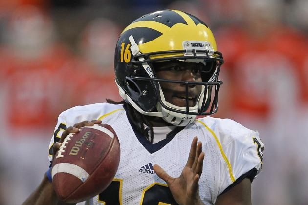 Breaking Down Michigan's Ranking in AP Preseason Poll