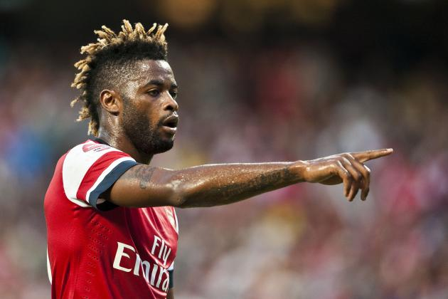 Arsenal Transfer News: 5 Potential Replacements for Alex Song