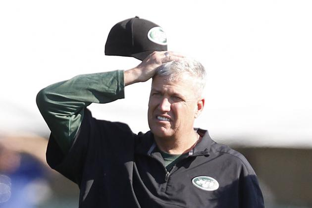 NFL Coaches Who Look in over Their Heads so Far in Training Camp