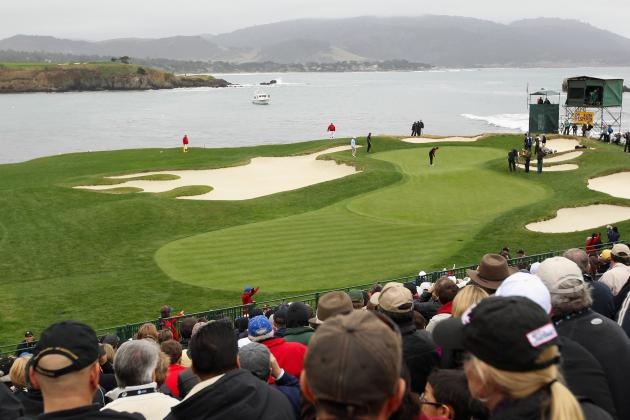 The U.S. Open: Ranking the 10 Best Courses
