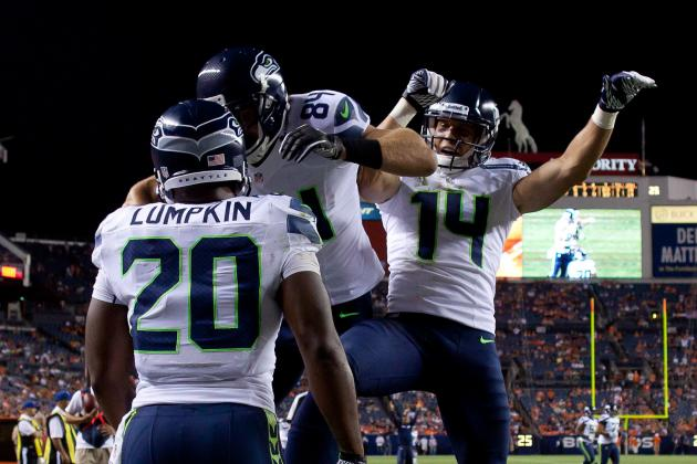 Seattle Seahawks: Shakedown at Wide Receiver Following Preseason Week 2