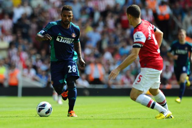 Arsenal vs. Stoke: 6 Areas Gunners Must Improve on from Sunderland Game
