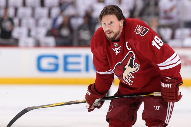 NY Rangers Free Agency: 3 Reasons Shane Doan Is a Perfect Fit