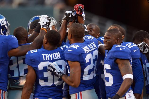 Giants vs. Jets: NYG's Biggest Winners and Losers from Preseason Week 2