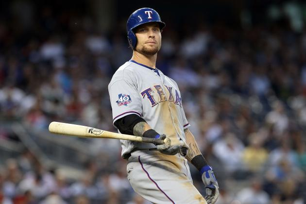 MLB Free Agency: 10 Potential Replacements If Josh Hamilton Leaves Texas Rangers