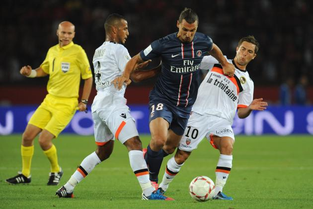 PSG Player Ratings for Ligue 1 Opener