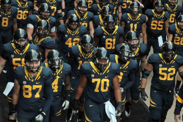 Cal Football: 5 Players Who Will Give the Bears Fits in 2012