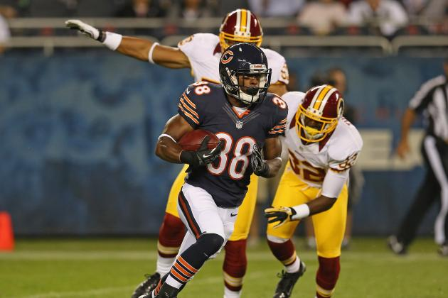 NFL Preseason 2012: Bears Defeat Redskins 33-31, 10 Things We Learned