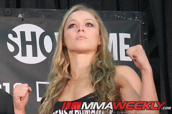 Strikeforce Results: 4 Biggest Threats to Ronda Rousey's Title