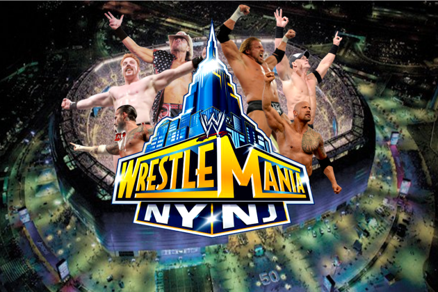 WWE WrestleMania XXIX: Creating a Card off the Heels of SummerSlam