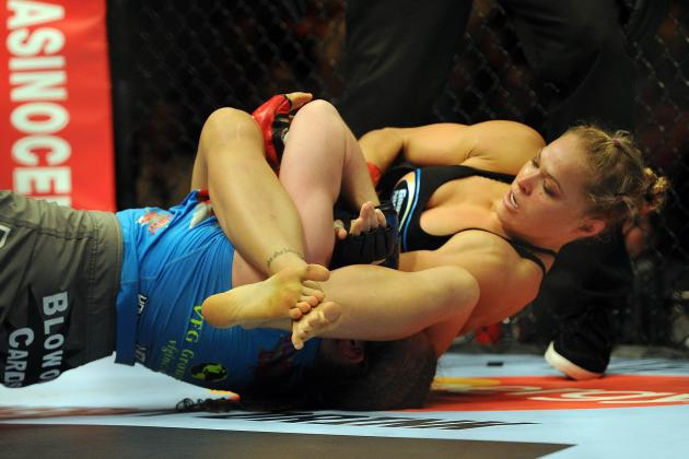 Rousey vs. Kaufman Results: Memorable Quotes and Images from San Diego