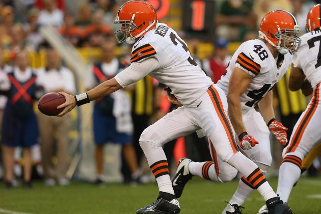 Cleveland Browns: 7 Bold Predictions for 2012-13