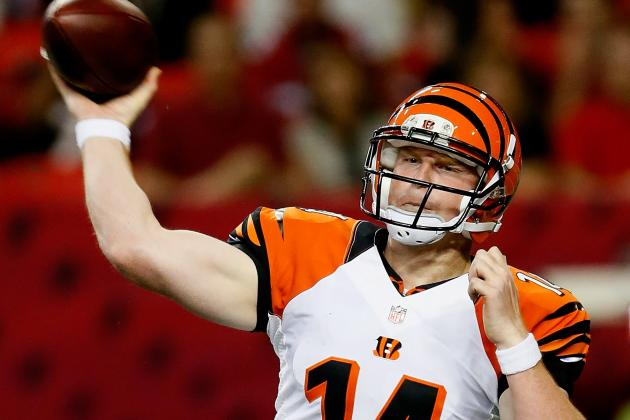 NFL Preseason 2012: Stock Up, Stock Down for Cincinnati Bengals Positional Units