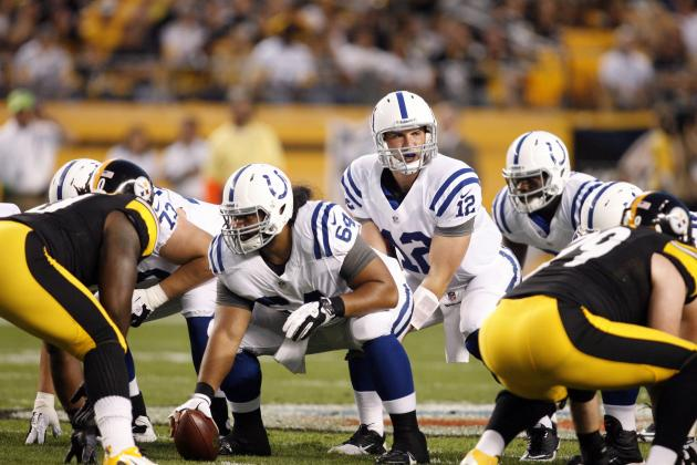 Colts vs Steelers: Live Preseason Week 2 Report Card for Indianapolis