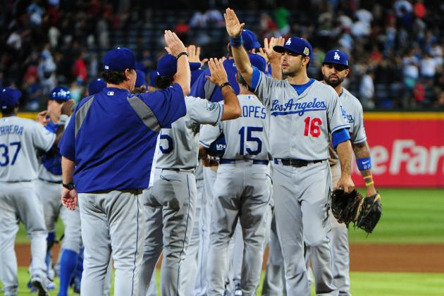 Los Angeles Dodgers Trade Rumors: Updating All of L.A.'s Hottest Waiver Rumors
