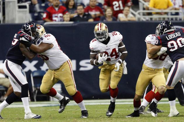 San Francisco 49ers: Projecting the Final Roster After Week 2 of Preseason
