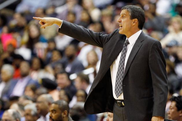 6 Big Decisions Facing Randy Wittman and Washington Wizards in 2012-13