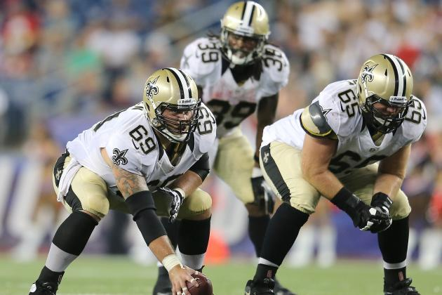 Report Card Grades for Every New Orleans Saints Rookie Through Preseason Week 2