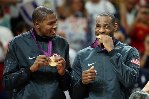 Power Ranking LeBron, Durant and the NBA's 8 Best Franchise Cornerstones