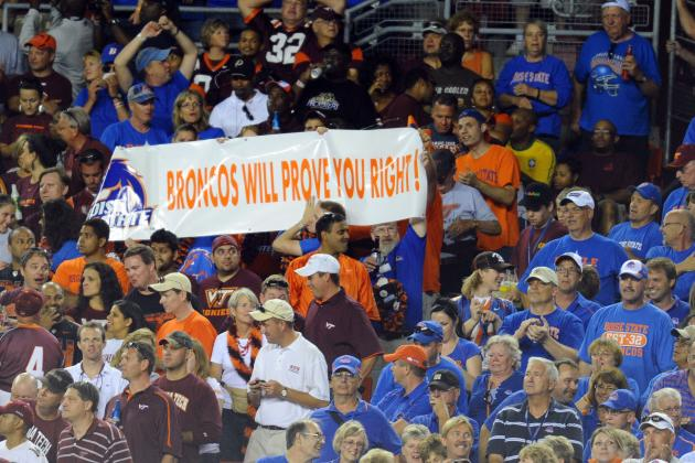 Boise State Football: Breaking Down the Broncos' Preseason AP Poll Ranking