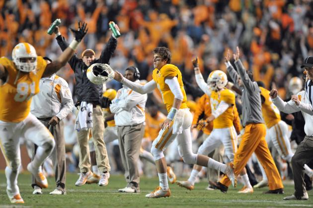 Tennessee Volunteers Football: Predicting the Results of Each Game This Season