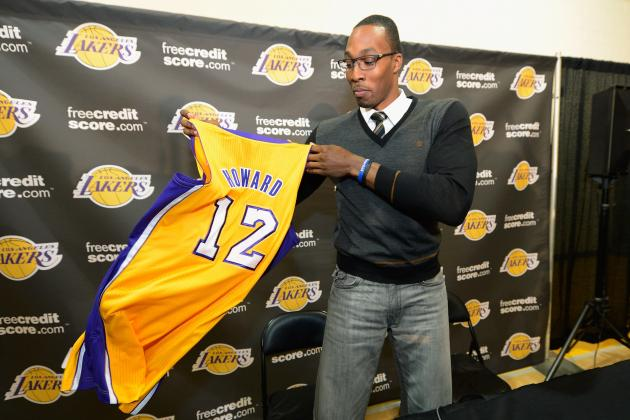 Fantasy Basketball 2012: Dwight Howard's Impact on the Los Angeles Lakers