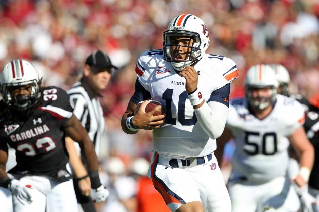 Breaking Down Auburn's Exclusion in the AP Preseason College Football Poll