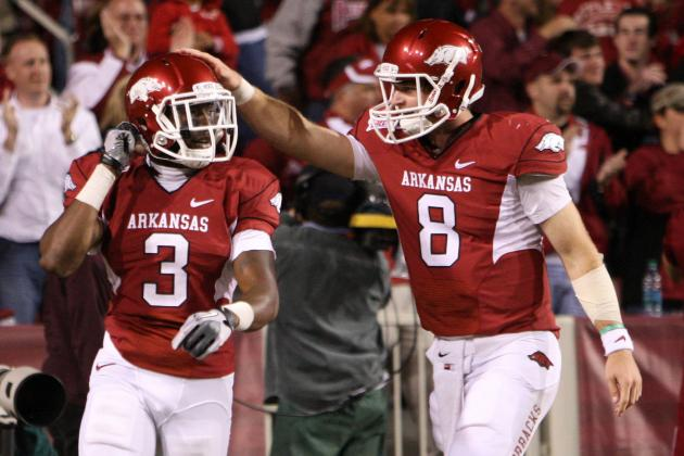 Breaking Down Arkansas's Ranking in the AP  College Football Poll