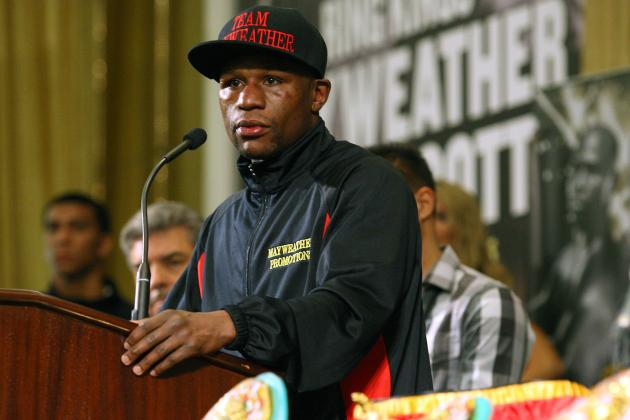 How Floyd Mayweather and 50 Cent's TMT Promotions Will Change Boxing Landscape