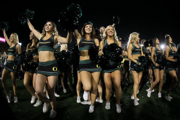 Oregon Football: Does Preseason Ranking Really Matter?