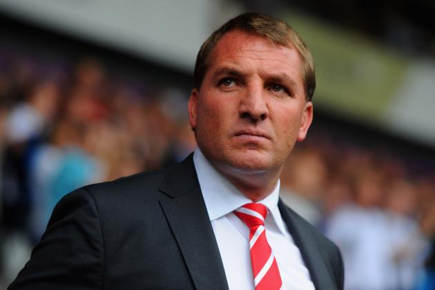 Liverpool FC: 5 Realistic Options to Solve Brendan Rodgers' Goalscoring Crisis