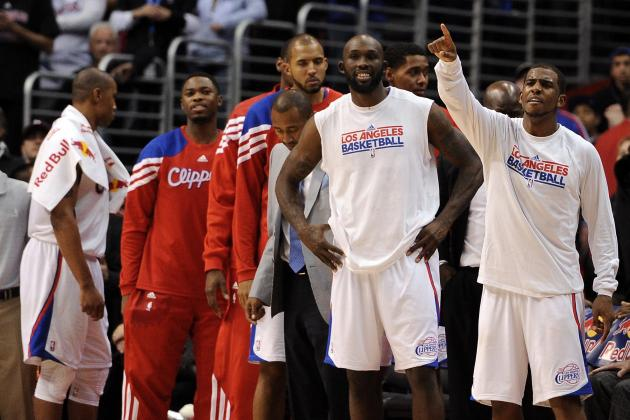 NBA Power Rankings: The Six Deepest Team in 2012-2013