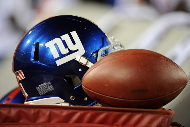 Predicting the New York Giants' Final 53-Man Roster After Preseason Week 2