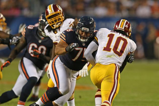 Chicago Bears: Top 5 Performers from Saturday Night's Game vs. Washington
