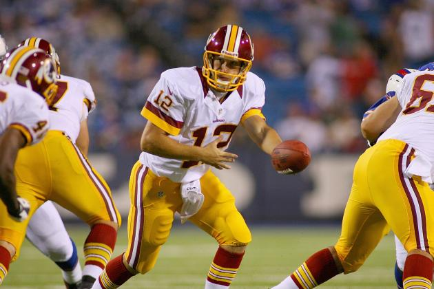 Report Card Grades for Every Washington Redskins Rookie Through Preseason Week 2