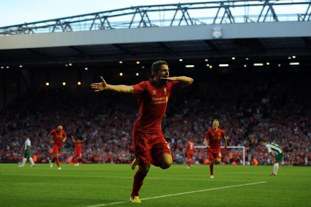 What Fabio Borini and Joe Allen Add to Liverpool