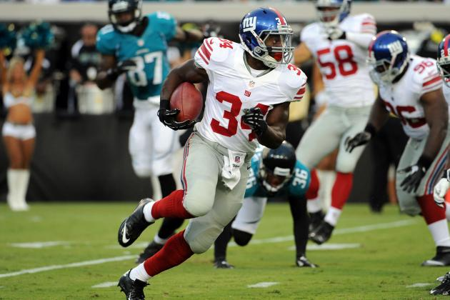 Report Card Grades for Every New York Giants Rookie Through Preseason Week 2