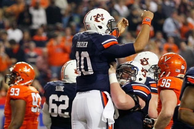 Auburn Football: 5 Crucial Games on Tigers' 2012 Schedule