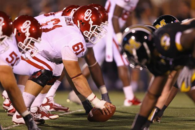 Oklahoma Football: What You Need to Know about Sooners' Offensive Line in 2012