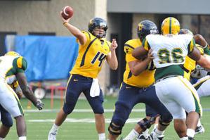 West Virginia Football: Paul Millard Officially the Backup Quarterback